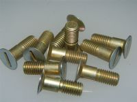 "10 x 5/16"" BSF Countersunk Slotted Head Bolts Length: 29/32"" DHS965-4G [W17]"